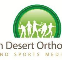 High Desert Orthopedics - Rama T. Pathi M.D., F.A.C.S.