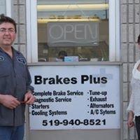 Brakes Plus Limited