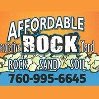 Affordable Decorative Rock