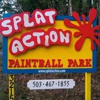 Splat Action Paintball Park