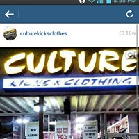 Culture kicks & Clothing