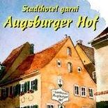 "Stadthotel-Landsberg ""Augsburger-Hof"""