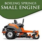 Boiling Springs Small Engine