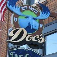 Doc's Blue Moose