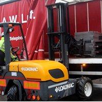 Loadmac Truck Mounted Forklifts