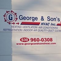 George & Son's HVAC, Inc.