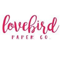 Lovebird Paper