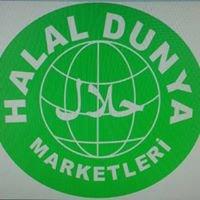 GEBZE HALAL DÜNYA Marketleri