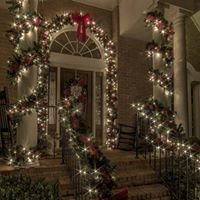 Christmas Decor by Hunter's Lawn & Landscape