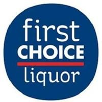 1st Choice Liquor Store. :)