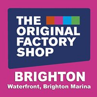 The Original Factory Shop - Brighton