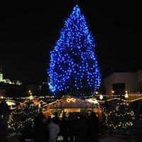 Vianočné Mestečko v Nitre