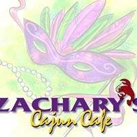 Zachary's Cajun Cafe