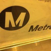 Metro Blue Line Florence Station