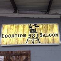 Location 581 Saloon