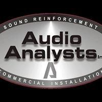 Audio Analysts
