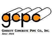 Gossett Concrete Pipe Co., Inc.