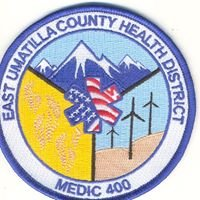East Umatilla County Ambulance Area Health District - Medic 400