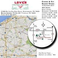 Love's Christmas Tree Farm