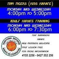 TSKF Bundaberg Karate Club