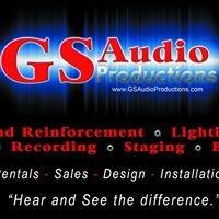 GS Audio Productions