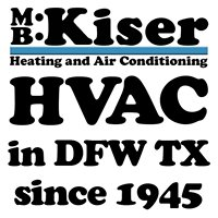 M B Kiser Heating & Air Conditioning Co Inc