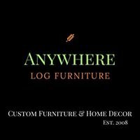 Anywhere Log Furniture