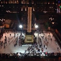 Glasgow Loves Christmas George Sq Ice Rink