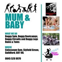 Colosseum Buggy Spin and Mum and Baby Fitness Classes