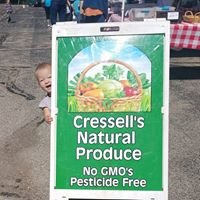 Cressell's Natural Produce