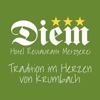 Diem  Hotel, Restaurant, Metzgerei