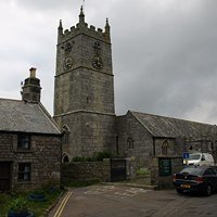 St-Just-In-Penwith, Cornwall