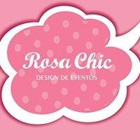 Rosa Chic Design de Eventos