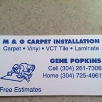 M & G  Carpet Installation