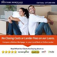 Matters Mortgage Inc.