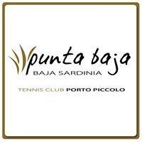 Punta Baja - Tennis Porto Piccolo