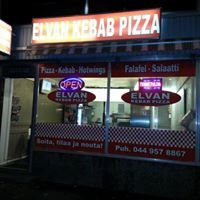 Elvan kebab pizzeria