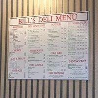 Bill's Sports Bar & Deli