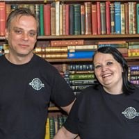 Southcart vintage and antique books