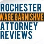 Rochester Wage Garnishment Attorney Reviews