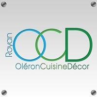 Oleron cuisine décor