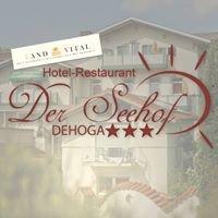 """Hotel Restaurant """"Der Seehof"""" am Freudensee"""