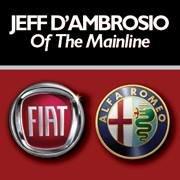 Jeff D'Ambrosio Alfa Romeo and Fiat of the Main Line