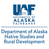 UAF Department of Alaska Native Studies & Rural Development