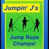 Jumpin' J's - Jump Rope Champs