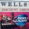 Wells Discount Liquors - Baltimore, Maryland
