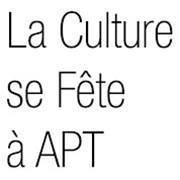 Service culturel - ville d'Apt