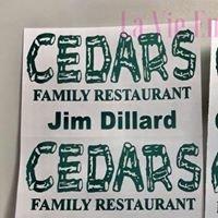Cedars Family Restaurant