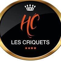 Les Criquets - Hôtel Restaurant