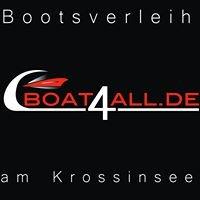 Bootsverleih Berlin - boat4all